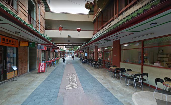 武汉肺炎的恐慌波及全世界,阿德莱德唐人街的中餐馆受到重创。(来源:Google Map)