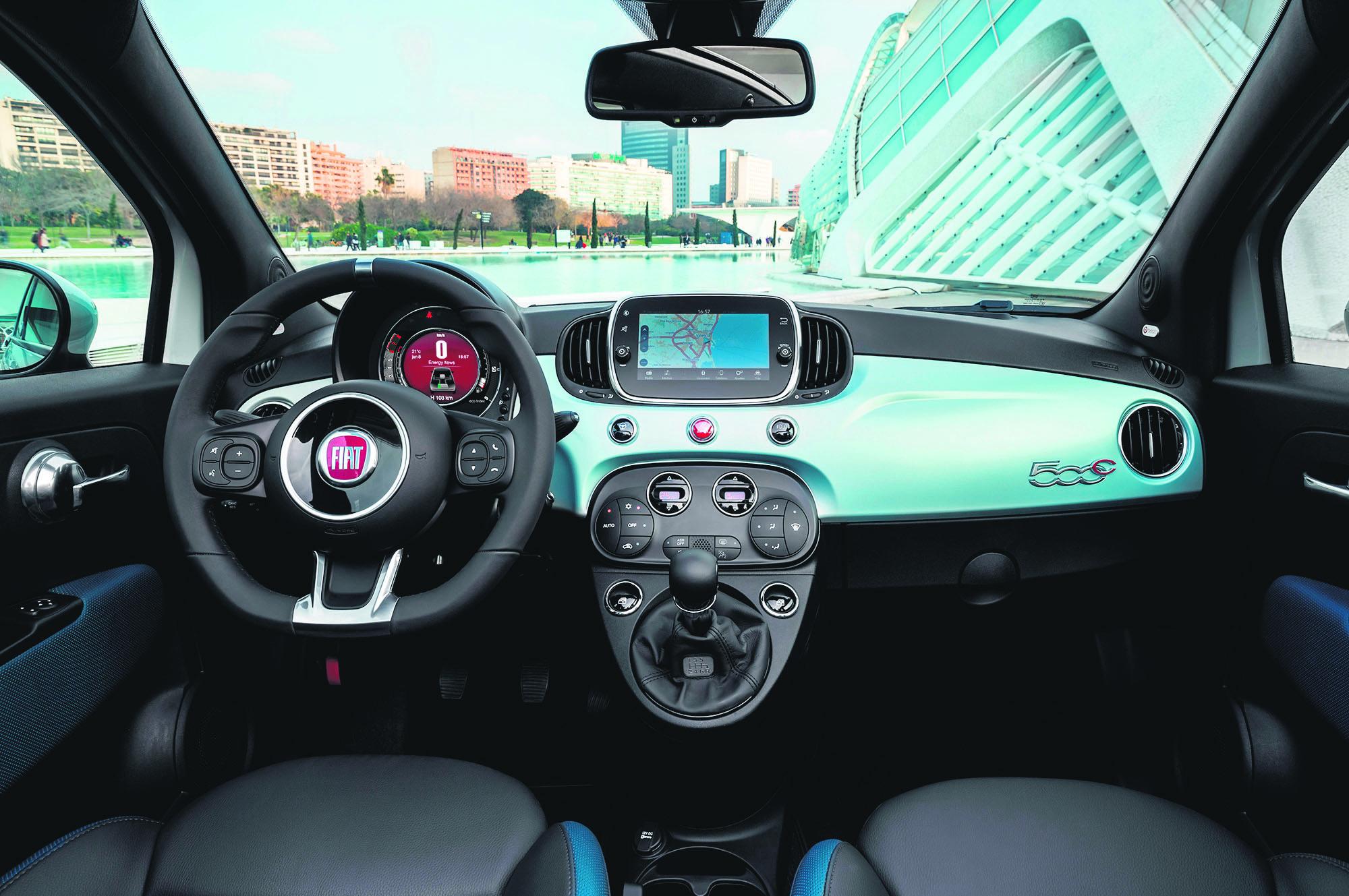 菲亞特兩款 經典車型推出 混合動力車款
