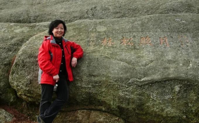 武汉封城后,作家方方的日记成为中国民众了解武汉肺炎疫情的一个主要渠道。(图片来源:微信公众号 二湘的七维空间)