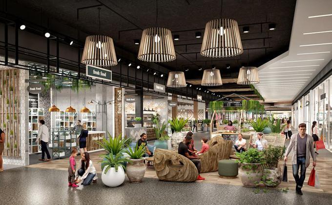 据时代报报道,市值50亿澳元、管理63个购物中心的Vicinity Centres在过去一个月向租户发警告信,要他们不要在疫情期间停业。(图片来源:Vicinity Centres Facebook)