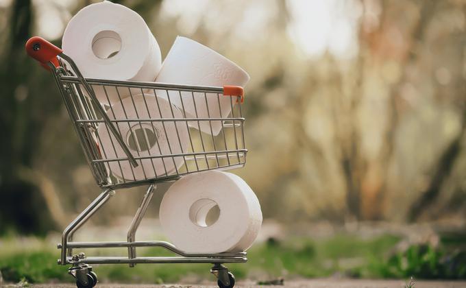 近日,昆州一名女子在Facebook上急于脱售她之前囤积的378卷卫生纸。(示意图:Pixabay)