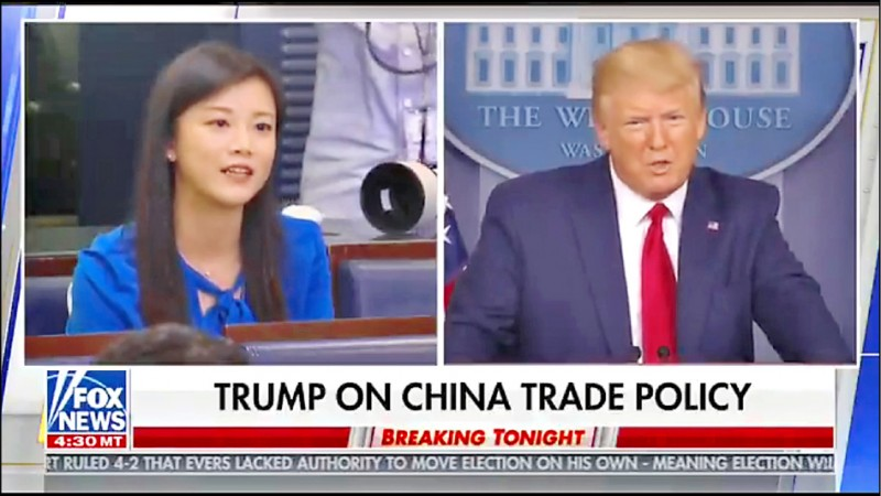 防中国钻空子 美拟修法禁凤凰卫视等喉舌向美大外宣