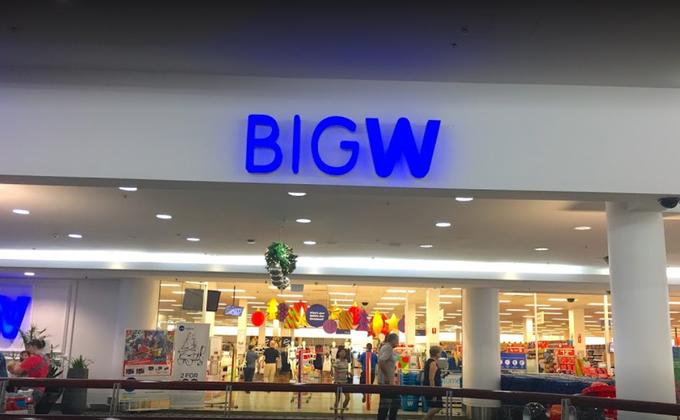 位于Calamvale的BIG W商店因业绩不佳而被迫关店。(图片来源:翻摄自google map,非关闭店面)