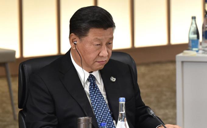 中国国家主席习近平。(图片来源:Kazuhiro NOGI-Pool/Getty Images)