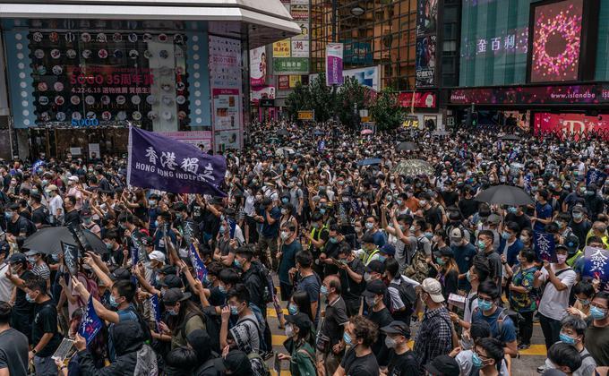 香港國安法