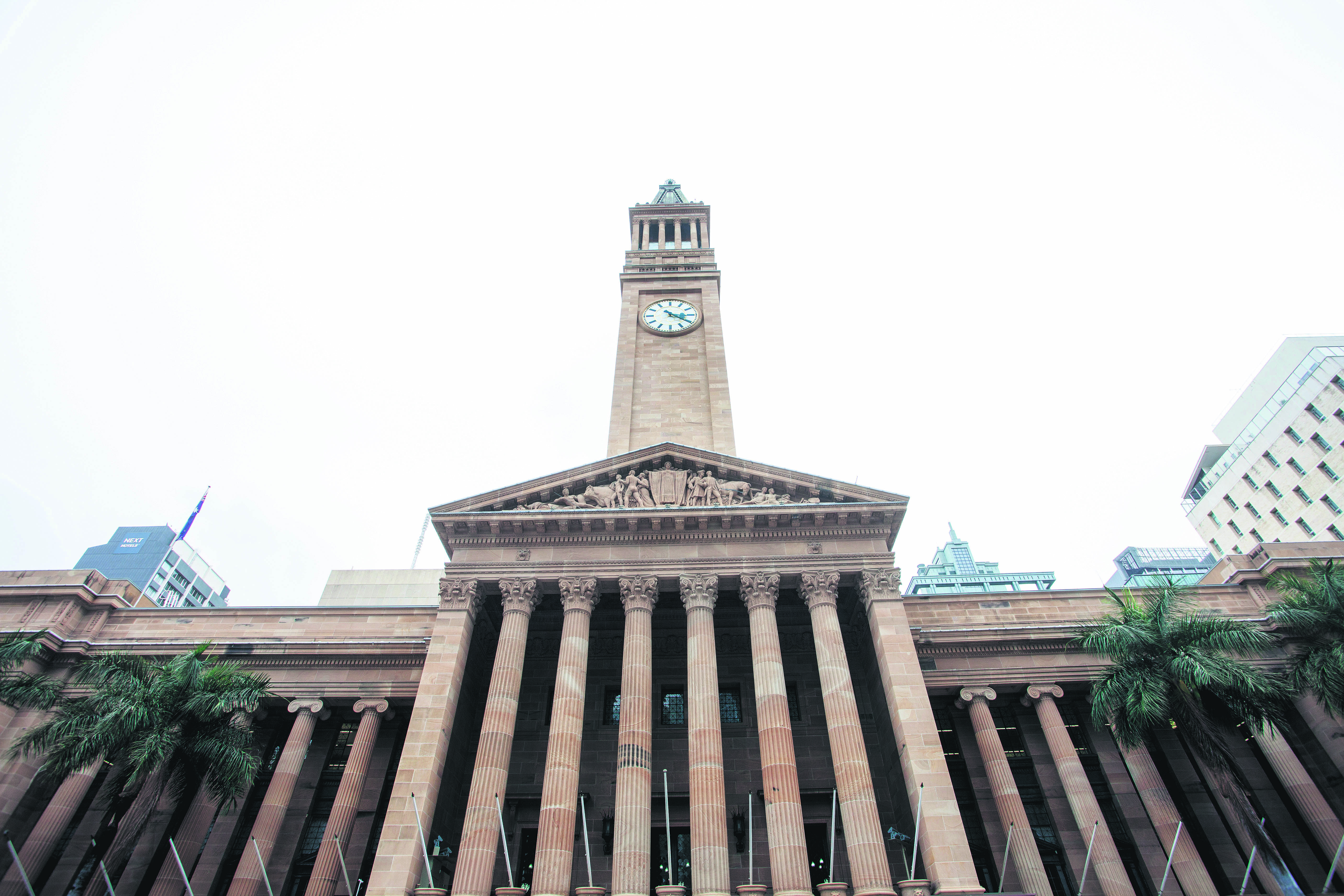 布里斯本市政厅