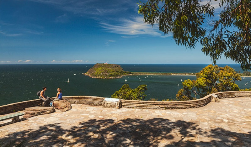 West Head Lookout