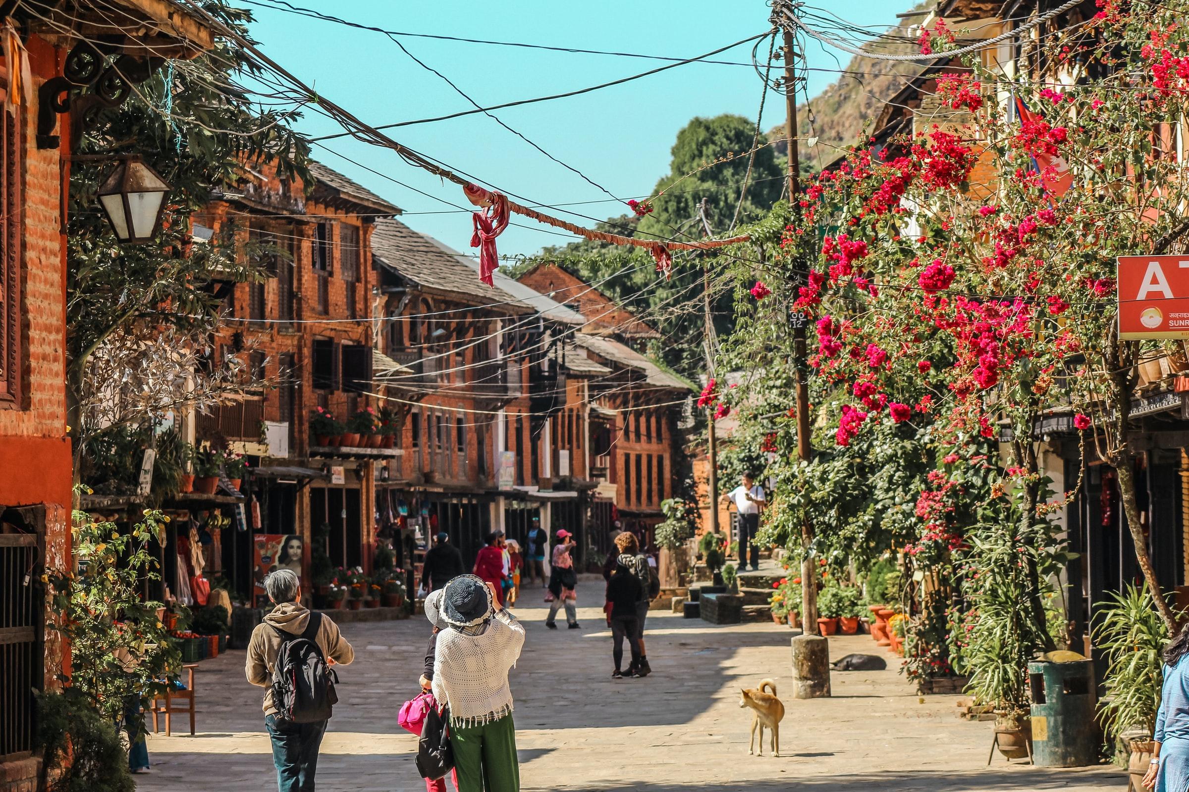 尼泊尔本迪布尔
